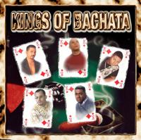 Various Artists - Kings of Bachata artwork