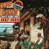Henry Thomas - Texas Easy Street