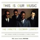 Ornette Coleman Quartet - Blues Connotation