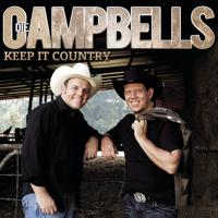 Die Campbells - Keep It Country, Vol. 2 artwork