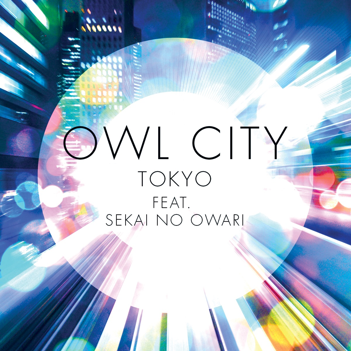 Tokyo Album Cover by Owl City