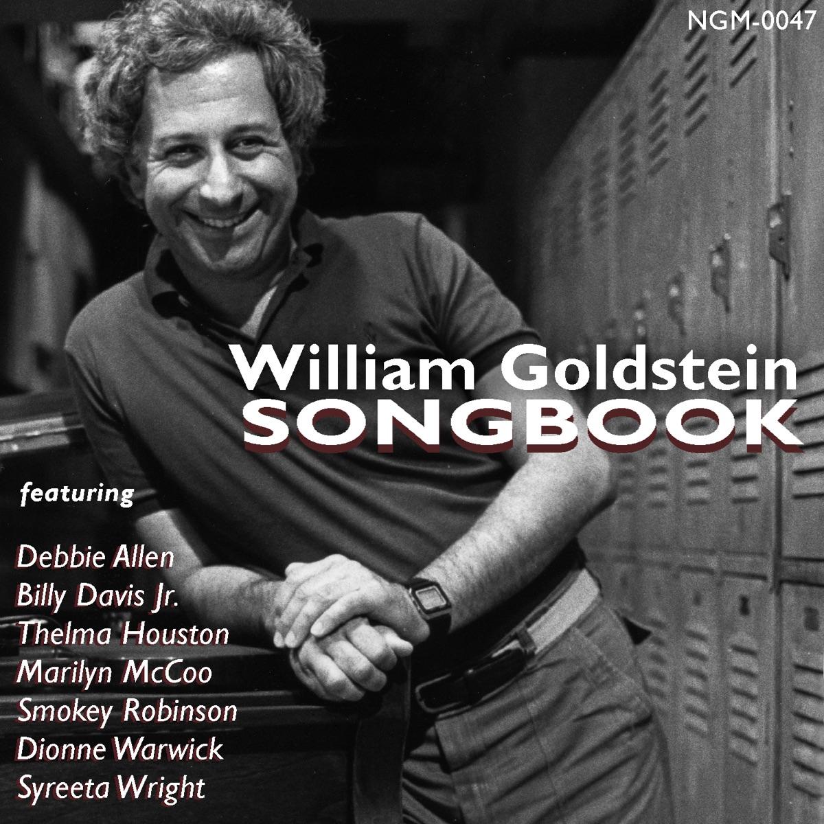 Songbook feat Smokey Robinson Thelma Huston Debbie Allen Vesta Williams Marilyn McCoo Jason Cane Dionne Warwick  Billy Davis Jr Various Artists CD cover