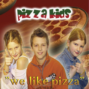 We Like Pizza (Frozen Version) - Pizza Kids - Pizza Kids