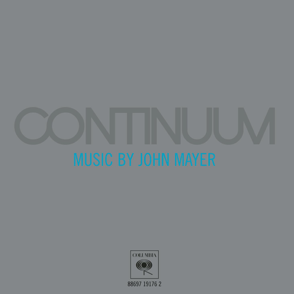 Continuum by John Mayer on Apple Music