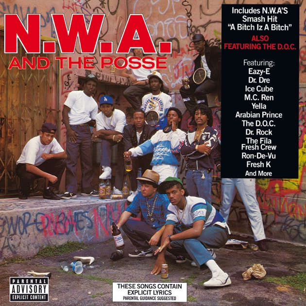 an analysis of the classic rap album straight outta compton by nwa Straight outta compton ends with the more uptempo straight outta compton is an undisputed classic.