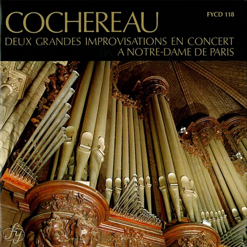 DOWNLOAD MP3: Pierre Cochereau - Prelude, Adagio and Varied