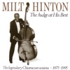 I Know That You Know  - Milt Hinton