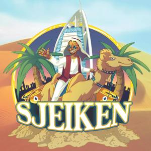 TIX & The Pøssy Project - Sjeiken 2015