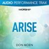 Arise (Audio Performance Trax) - EP, Don Moen