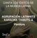Como Te Va Mi Amor (Karaoke Version) - Agrupacion LatinHits