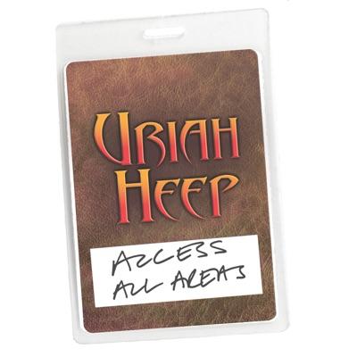 Access All Areas - Uriah Heep Live (Audio Version) - Uriah Heep