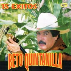 15 Éxitos de Beto Quintanilla