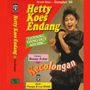 Kecolongan - EP - Hetty Koes Endang - Hetty Koes Endang