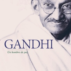 Gandhi [Spanish Edition]: Un hombre de paz [A Man of Peace] (Unabridged)