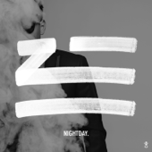 THE NIGHTDAY  EP-ZHU