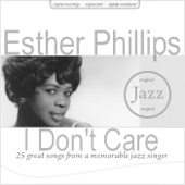 Esther Phillips - Double Crossing Blues