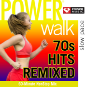 Power Walk - 70's Hits Remixed (60 Min Non-Stop Workout Mix) - Power Music Workout - Power Music Workout