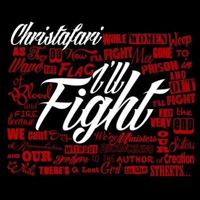 I'll Fight - EP - Christafari