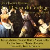 Rousseau: Le devin du village (Intermède en un acte) [1956]