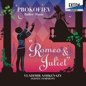 バレエ音楽ロメオとジュリエット全曲, 作品 64 第 3幕: 49. 百合の花を手にした娘たちの踊り artwork
