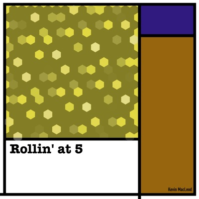 Kevin MacLeod - Rollin' At 5 постер