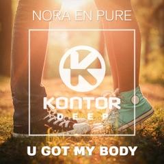 U Got My Body - EP