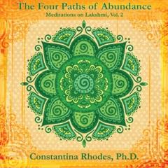 The Four Paths of Abundance: Meditations on Lakshmi