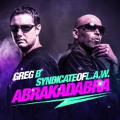 Abrakadabra (Radio Edit) - Single