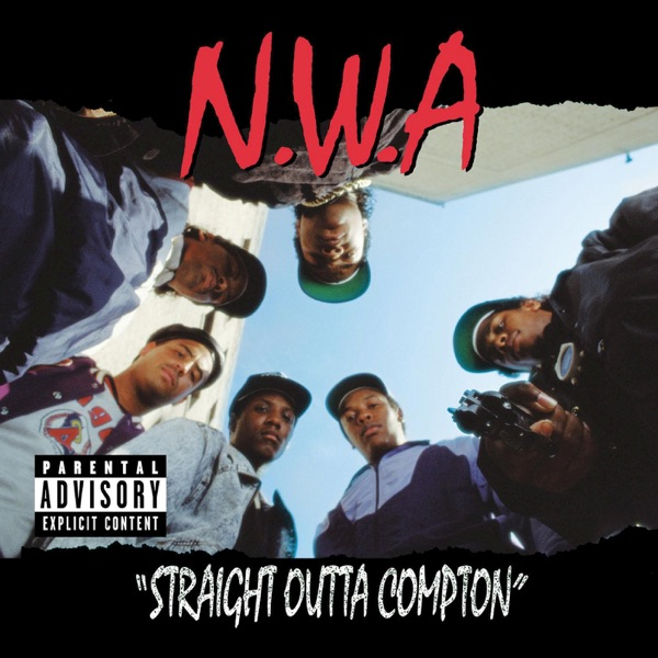 iTunes Artwork for 'Straight Outta Compton (by N.W.A.)'