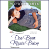 Victoria James - The Best Man's Baby (Unabridged) Grafik