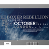 The Boxer Rebellion - The Gospel of Goro Adachi (Live at the Forum) kunstwerk