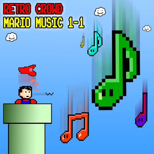 DOWNLOAD MP3: Retro Crowd - Airship From Super Mario Bros