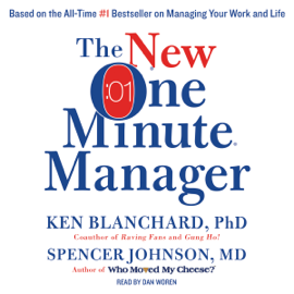 The New One Minute Manager (Unabridged) audiobook