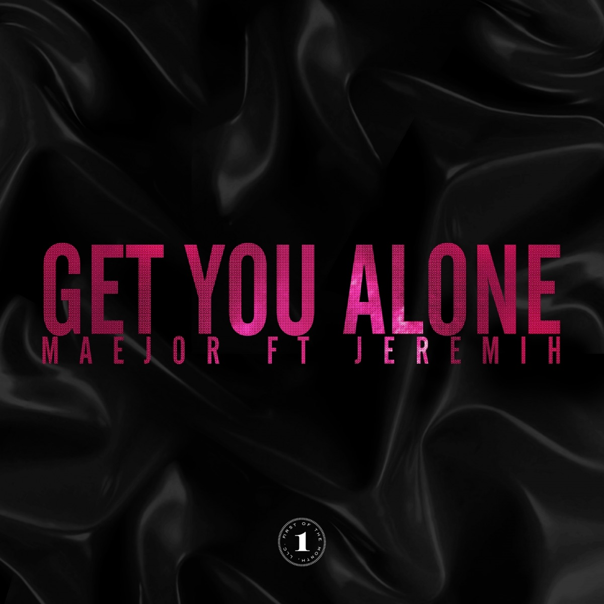 Get You Alone Album Cover by Maejor