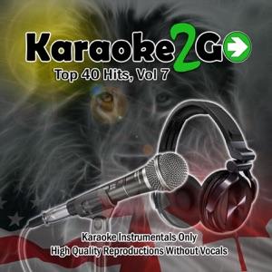 Karaoke2go - Buy Me a Boat (Karaoke Instrumental Track) [In the Style of Chris Janson]
