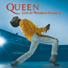 Queen - Live At Wembley Stadium artwork