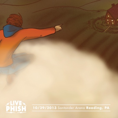 10/29/13 Santander Arena - Reading, PA - Phish