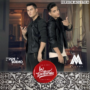 La Invitación (Versión Acústica) [feat. Maluma] - Single Mp3 Download