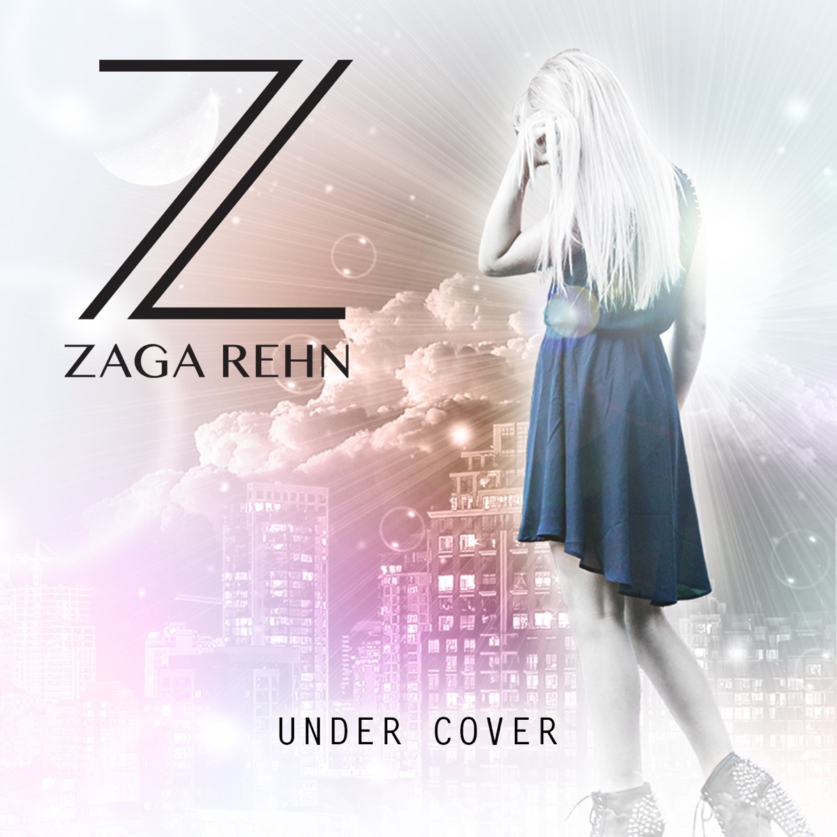 Under Cover Zaga Rehn CD cover