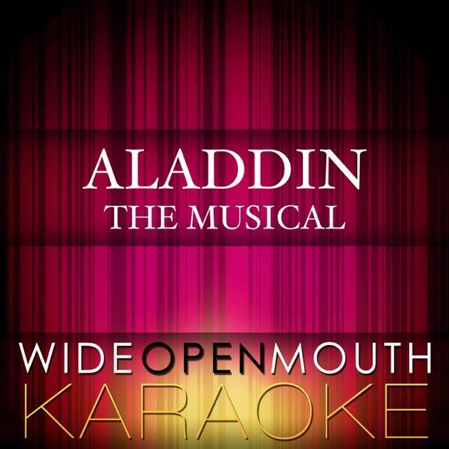Hairspray - The Musical (Karaoke Version) by Wide Open Mouth Karaoke