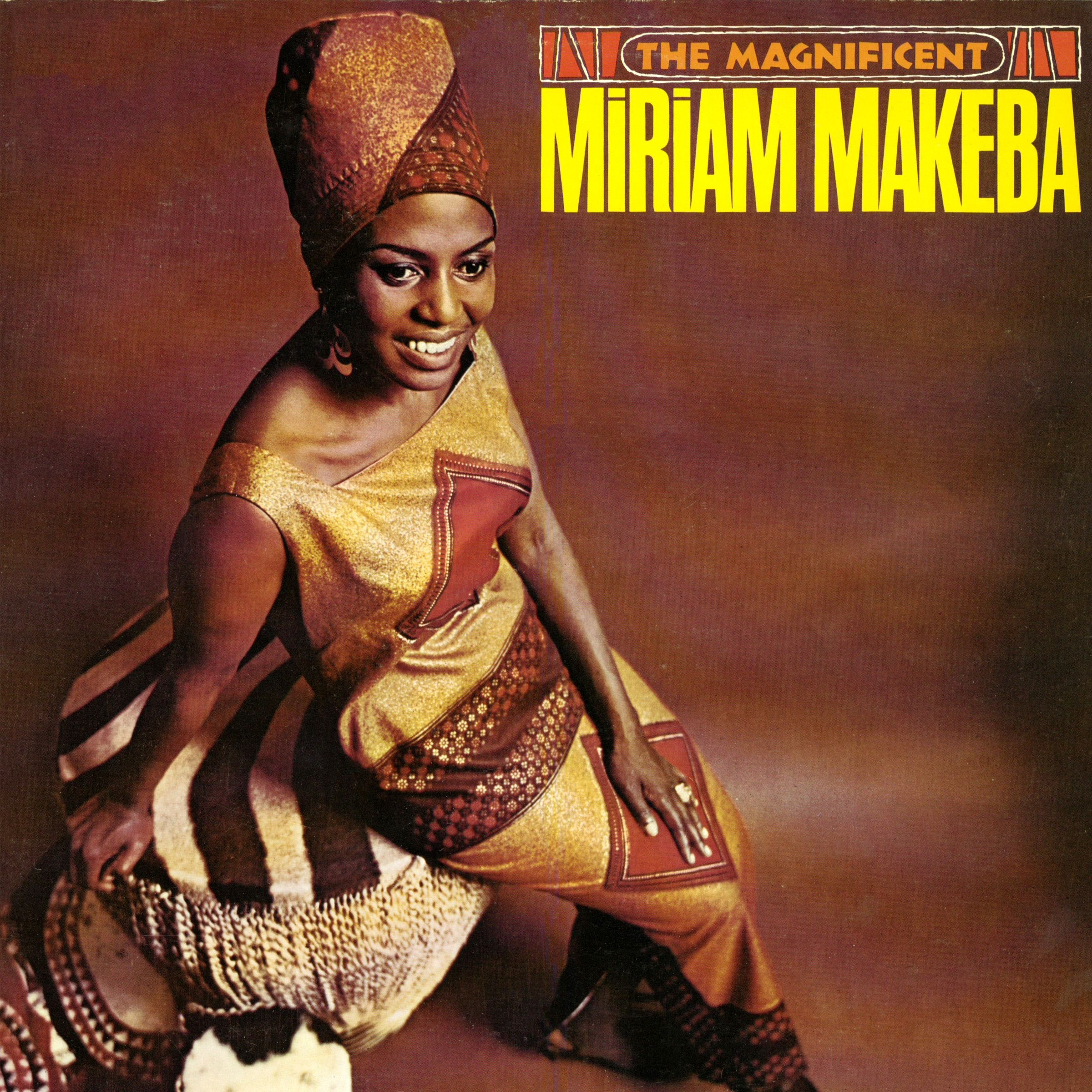 The Magnificent Miriam Makeba