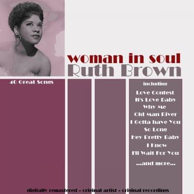 Woman in Soul - Ruth Brown
