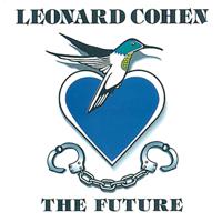 Leonard Cohen - The Future artwork