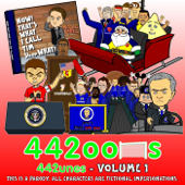 442oons 442unes - Volume 1 - EP