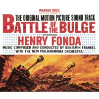 Benjamin Frankel - Battle of the Bulge (Original Motion Picture Soundtrack) artwork