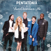 thats christmas to me pentatonix cover art