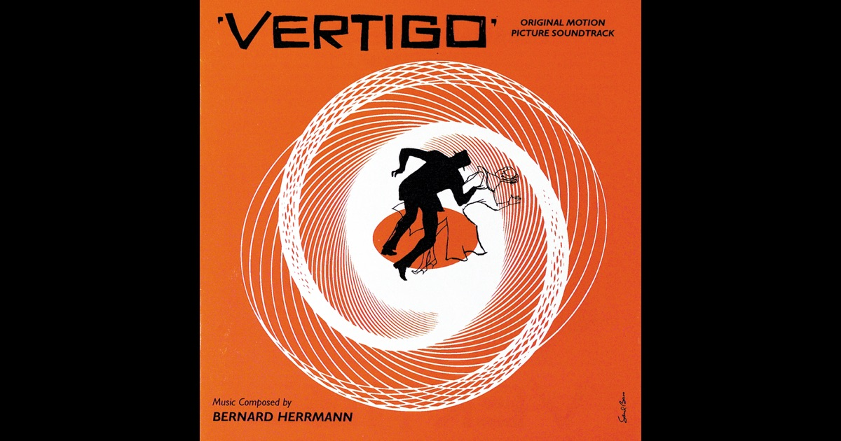vertigo original motion picture soundtrack by bernard
