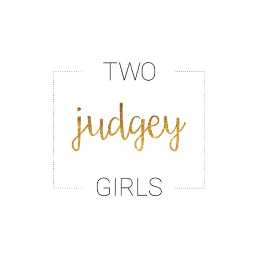 Cover image of Two Judgey Girls