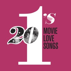 20 #1's: Movie Love Songs - Various Artists Album Cover