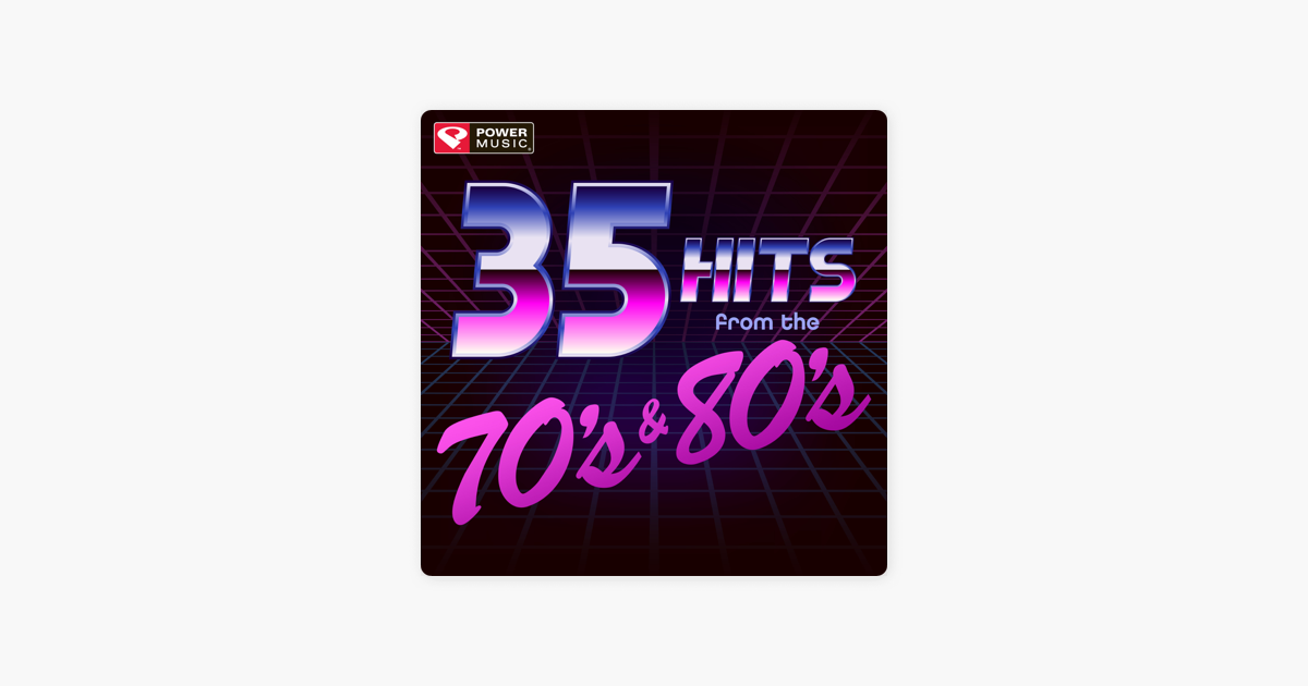 ‎35 Hits from the 70's & 80's (Unmixed Workout Music Ideal for Gym,  Jogging, Running, Cycling, Cardio and Fitness) by Power Music Workout